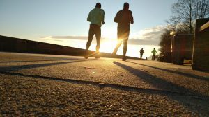 chiropractic care and running