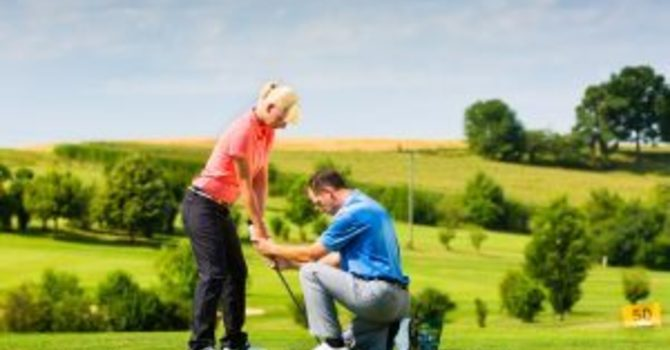 How The Golf Pro Fixed His Low Back Pain image
